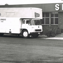 Selby Scientific Van